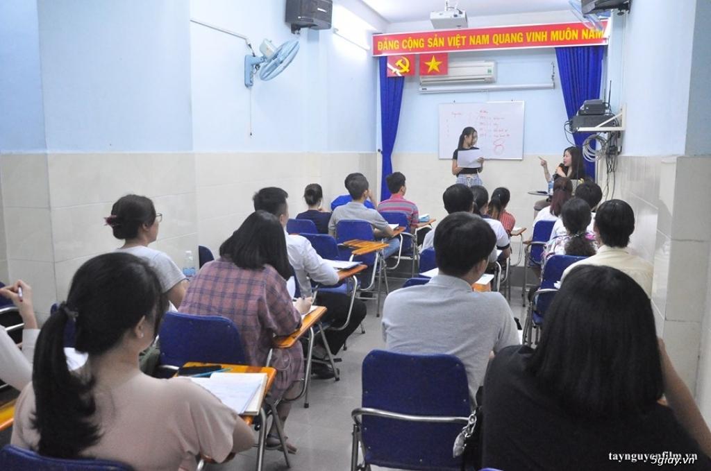 Khai giảng khóa học thuyết trình - 1