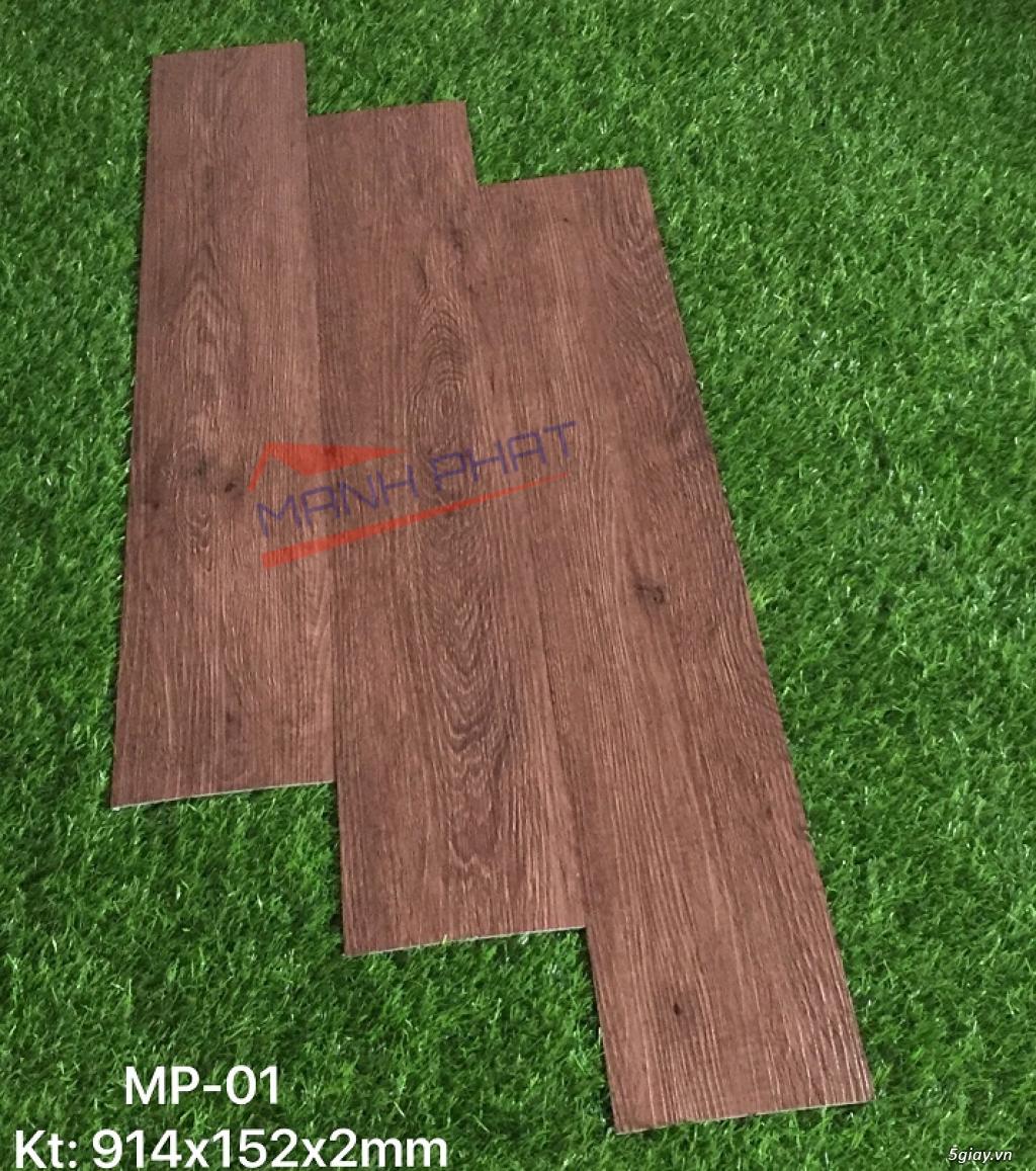 Sàn nhựa vân gỗ,sàn nhựa tự dán giá rẻ - 3