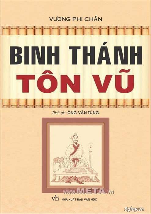 Cần mua sách XƯA (Tôn Vũ và Xuân Thu Chiến Quốc) - 1