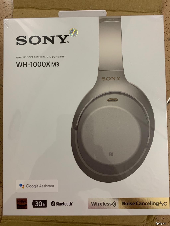 HCM] Cần bán tai nghe bluetooth Sony WH-1000XM3 like new 99% chính hã -  TP.Hồ Chí Minh - Five.vn