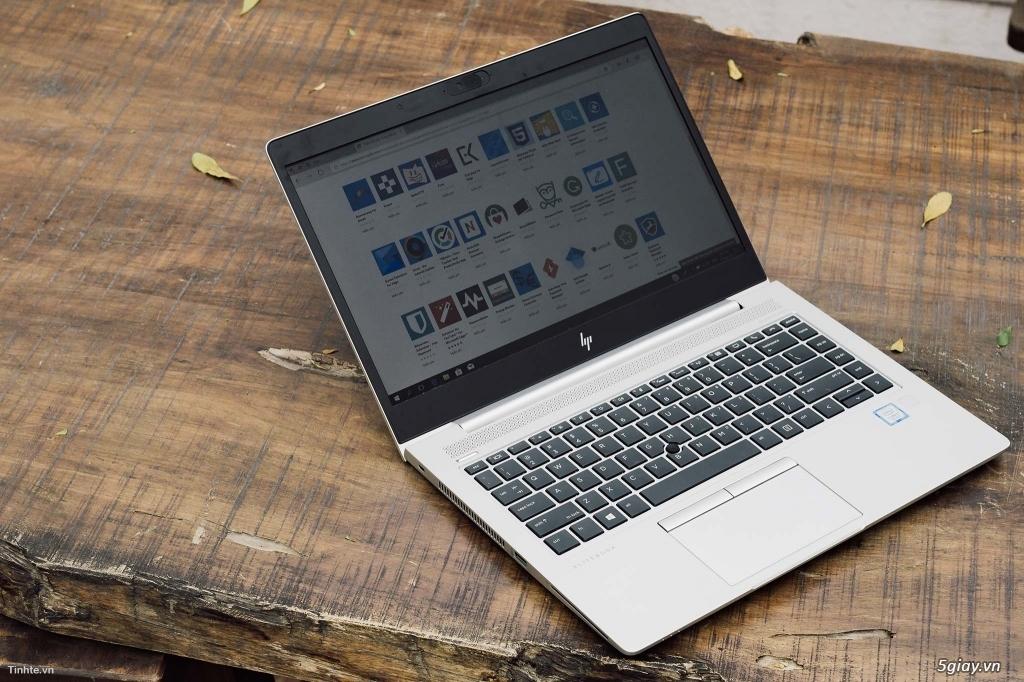 HP EliteBook 840 G5 (Core I5-8350U, Ram 16GB, SSD 256GB, FHD) - 5