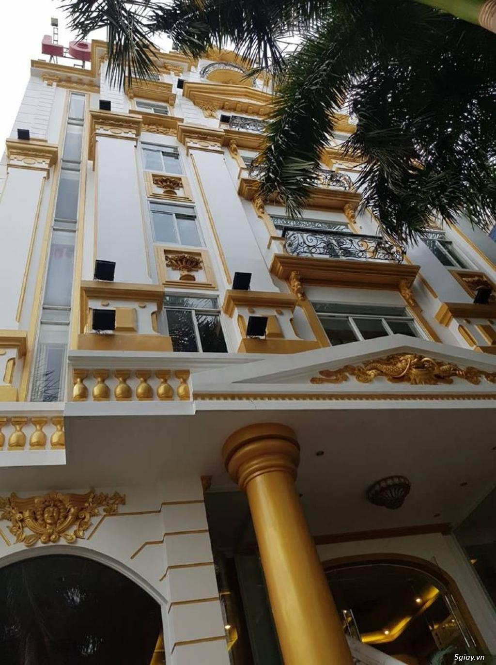 139 tỷ. Tòa nhà 2 MT sầm uất 4.500m2, đất 1.022m2, 9 tầng, Tân Bình - 1