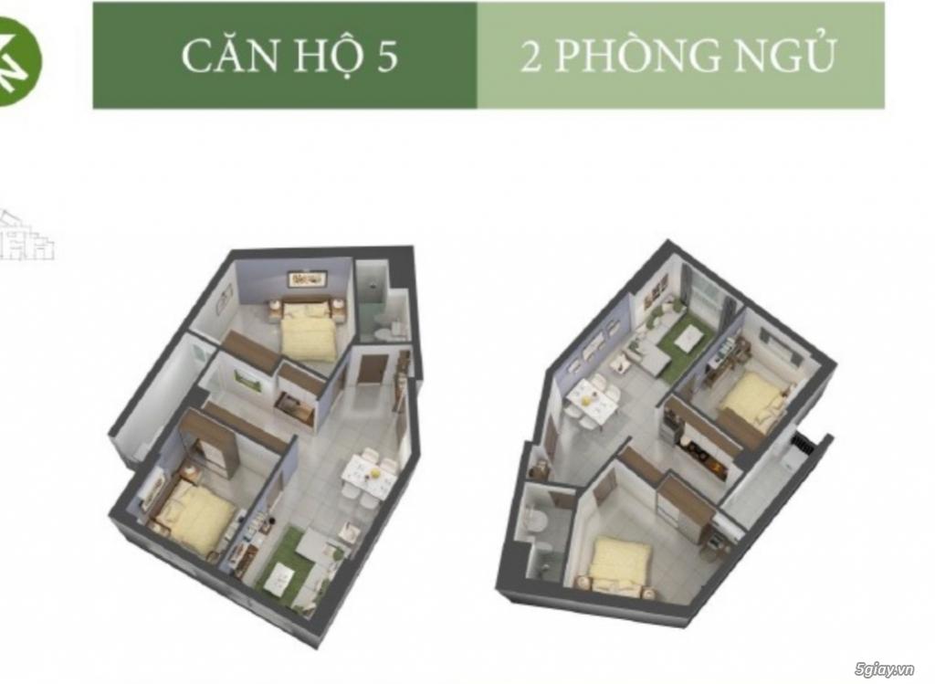 Bán căn hộ 2PN, mặt tiền đường Xô Viết Nghệ Tĩnh,