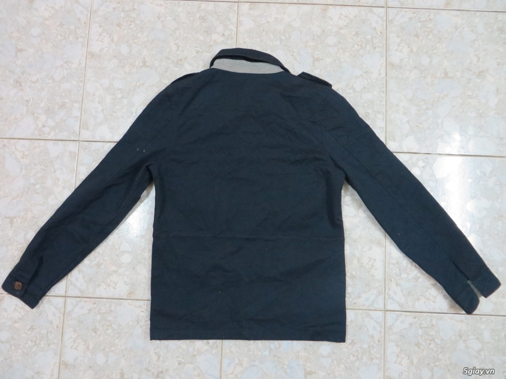 [authentic] kaki jacket (2nd) --et 23h 11/10/2019 - 1