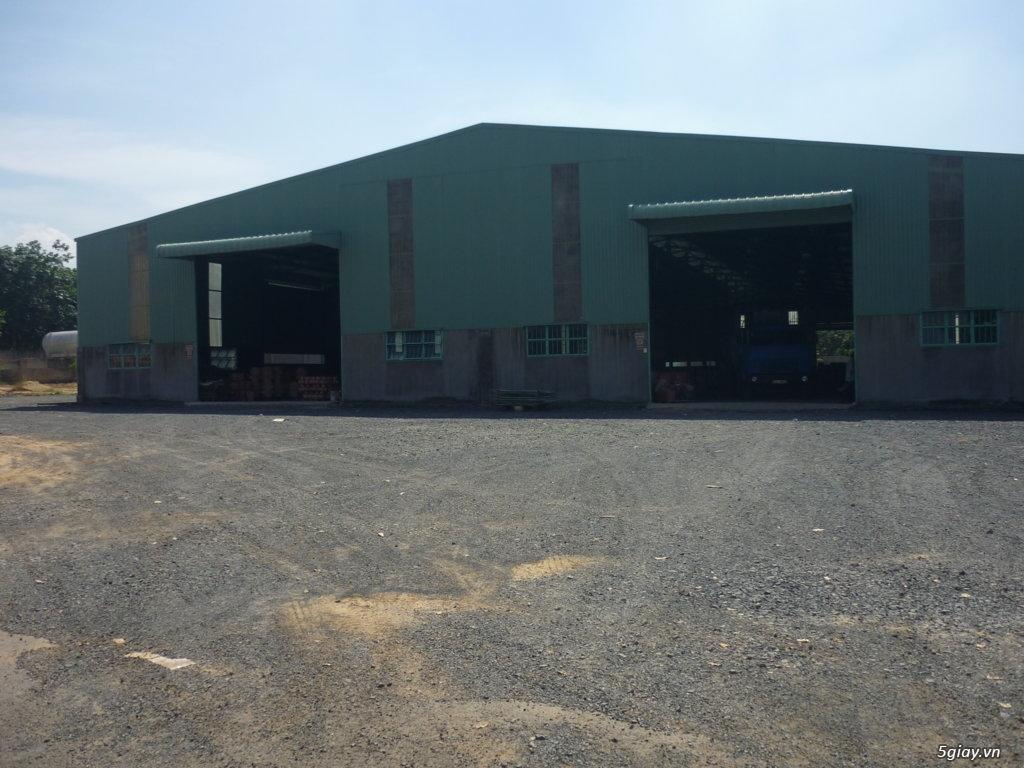 Cho thuê kho bãi nhà xưởng tại Đông Anh