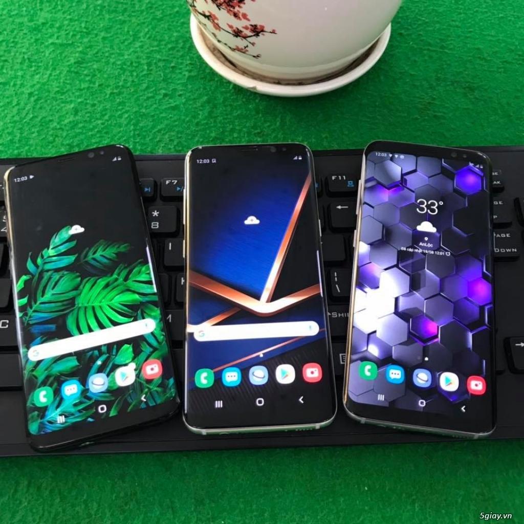 Samsung Galaxy S8 2 sim 64G - 2
