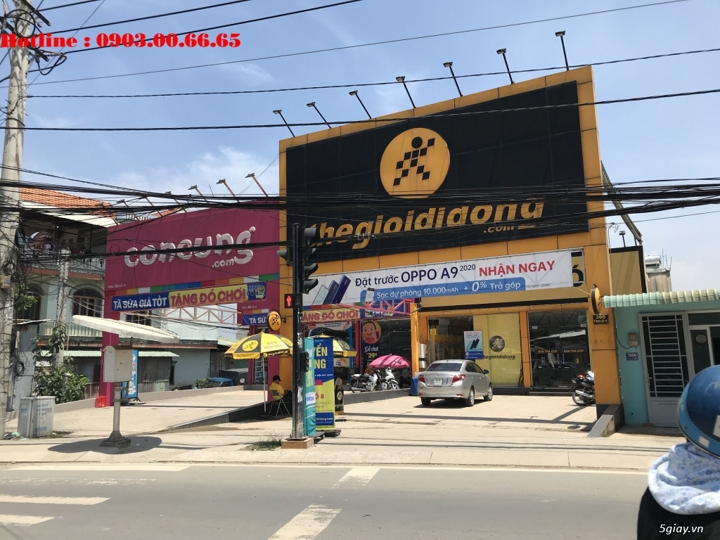 Cần bán : Đất nền Củ Chi, dự án KDC Tân Thạnh Đông 80-120m2 - 9