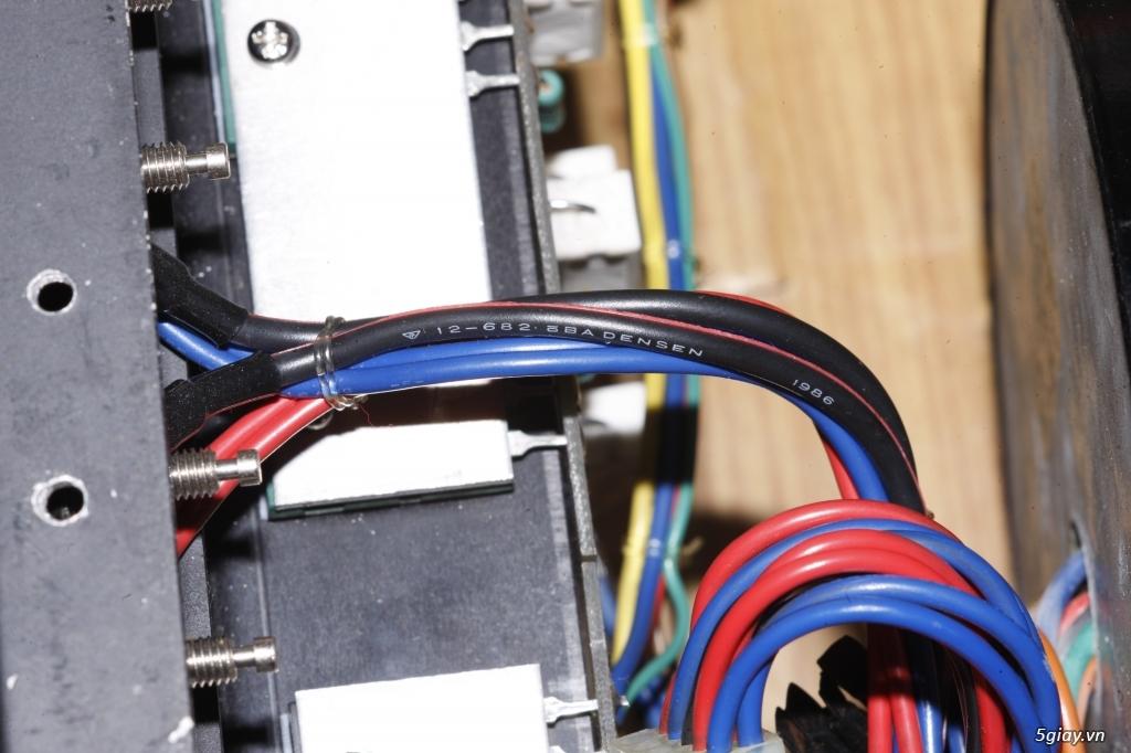 Power Amplier InterCity hiệu suất cao. - 3