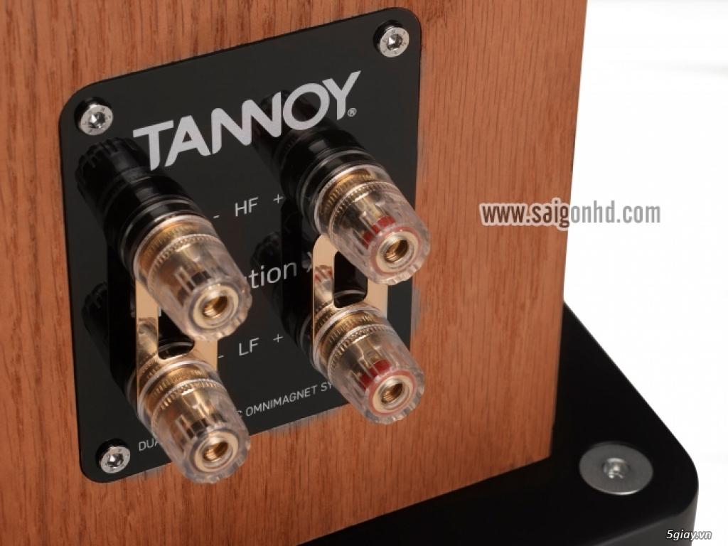 Củ loa, tram loa, bộ phân tầng Tannoy XT6 - 1