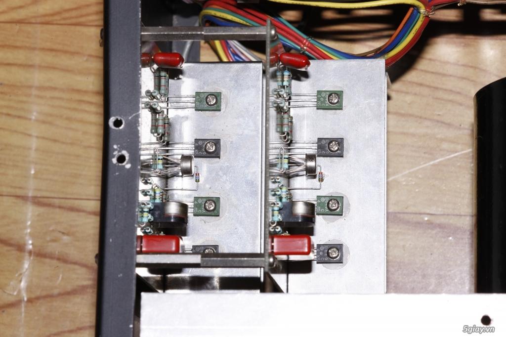 Power Amplier InterCity hiệu suất cao. - 6