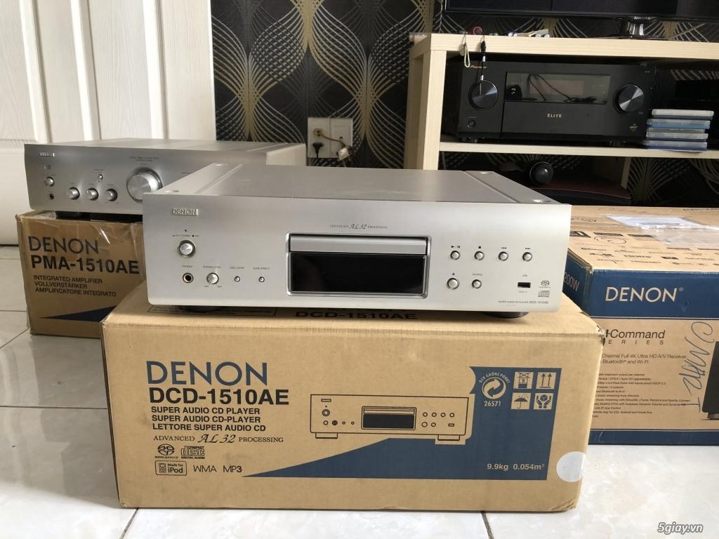Receiver và ampli (nghe nhạc & xem phim-3D-dtsHD-trueHD-HDMA)loa-center-sub-surround. - 40