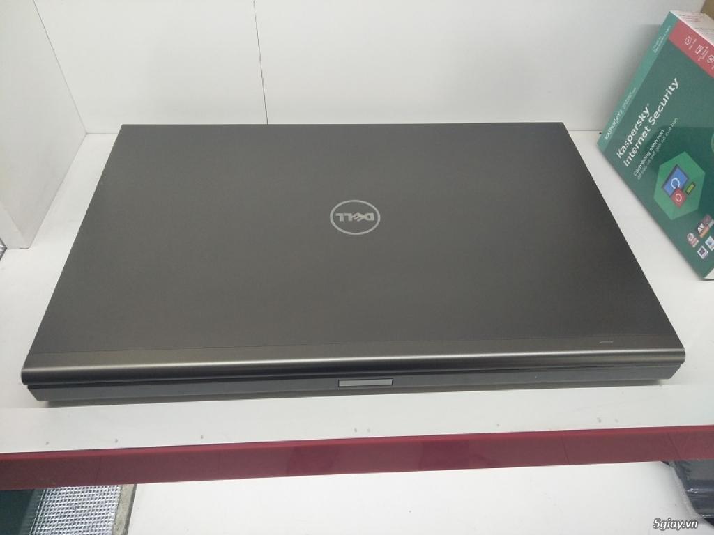 Precision M6800 I7-4800MQ Ram 8g ổ 500g Cạc K4100 Màn Full HD Phím sán
