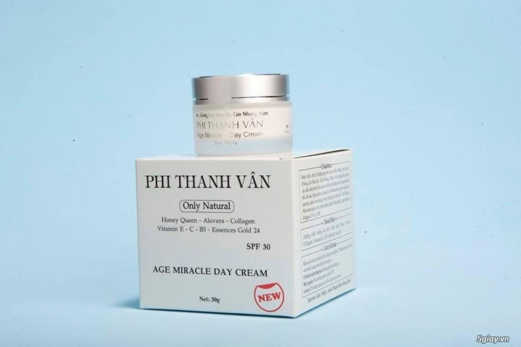 Kem chống lão hóa da – tàn nhang – nám Phi Thanh Vân