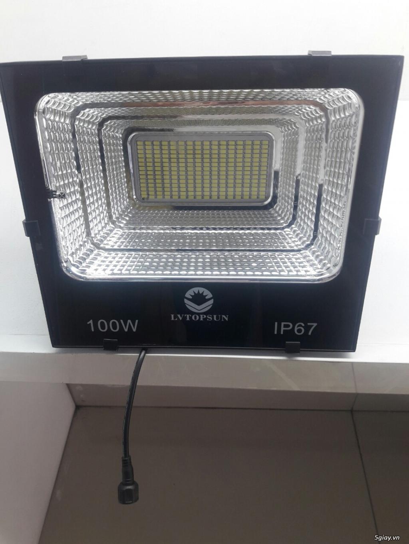 bán sỉ lẻ đèn chiếu sáng NLMT - 4