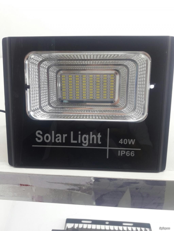 bán sỉ lẻ đèn chiếu sáng NLMT - 2