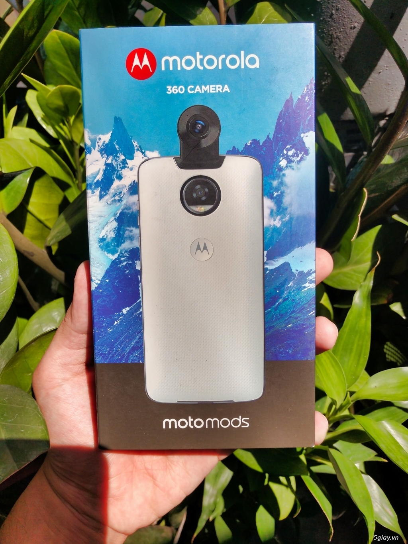 MOTO Mod 360 Camera brand new - 2