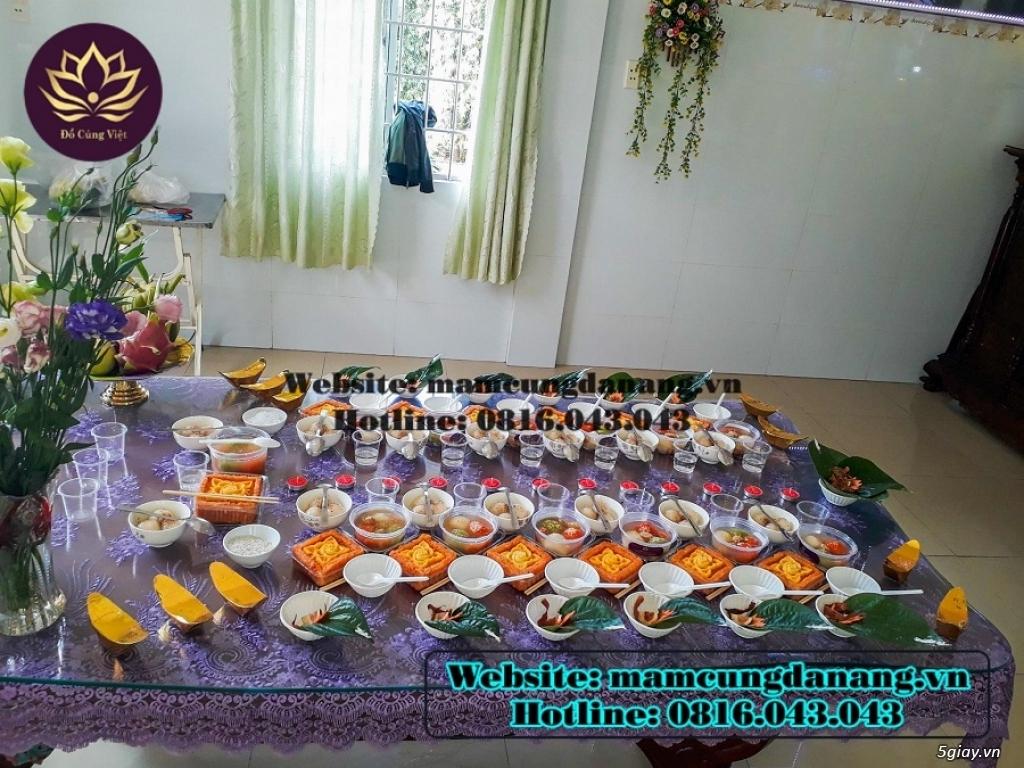 Mâm Cúng Đầy Tháng  Bé Gái Tại Đà Nẵng - 1