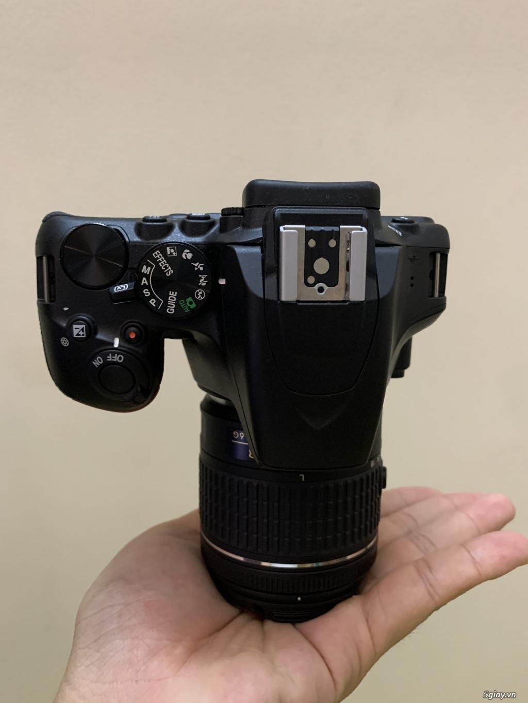 Cần bán lại con Nikon 3500 + Lenskit 18-55mm - 4