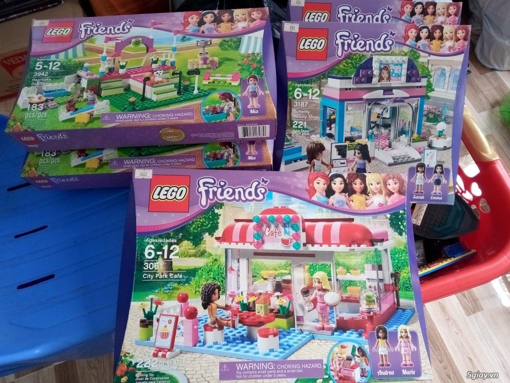 LEGO chính hãng nhập MỸ giá cực rẻ tại Topaz City Q8