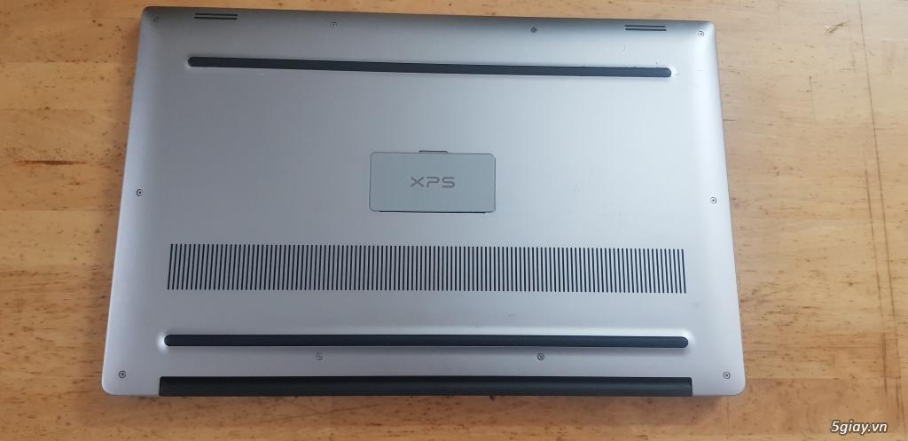Dell XPS 9550 Core I7 6700HQ RAM 16GB SSD Nvme 512Gb GTX 960 Màn Hình - 2