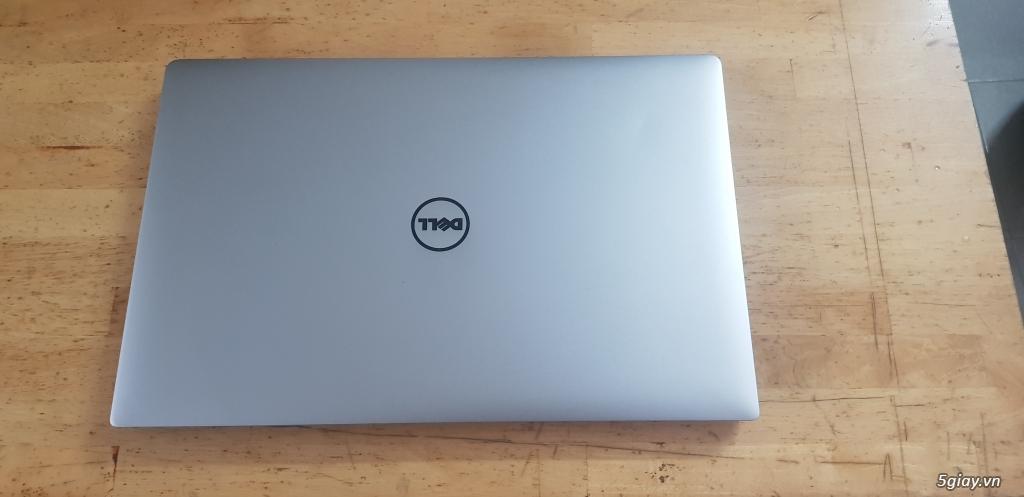 Dell XPS 9550 Core I7 6700HQ RAM 16GB SSD Nvme 512Gb GTX 960 Màn Hình