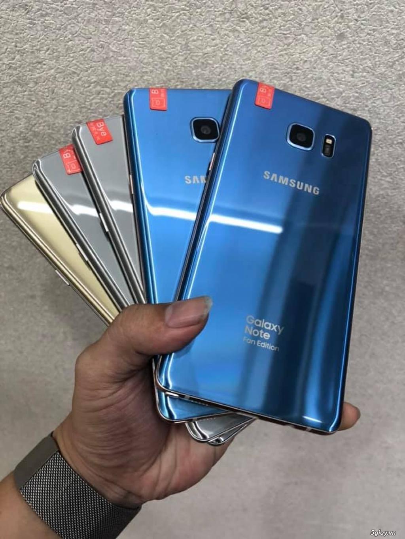 Samsung 2sim zin đẹp ko ám Note 7FE 3tr9 | Note 8 5tr7 | Note 9 8tr7 | Note 10+ 17tr5 CÓ TRẢ GÓP - 6