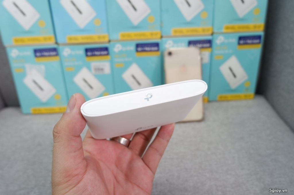 Bộ phát WIFI 4G TPLink 4G M7300 - 1