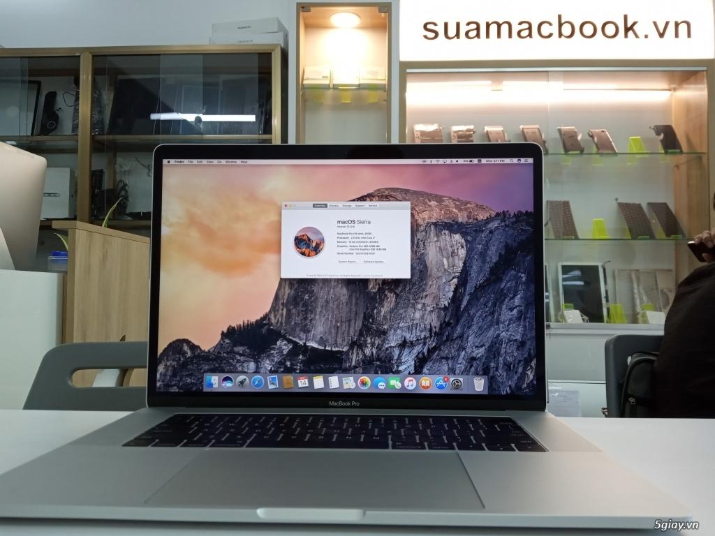 Macbook Pro 15'' 2016 MLW82 Option CPU 2.9/16G/512GB ĐẸP XUẤT CHÚNG