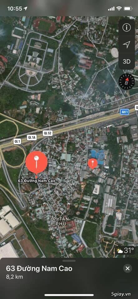 Cần Bán : Mặt bằng cho thuê và phòng trọ đường Nam Cao Quận 9 - 4