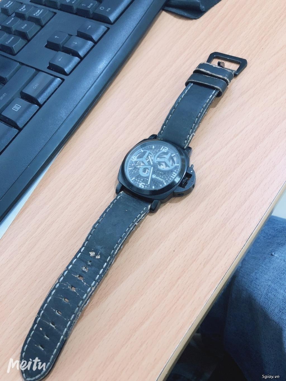 Tặng đồng hồ giao lưu dây da - 6