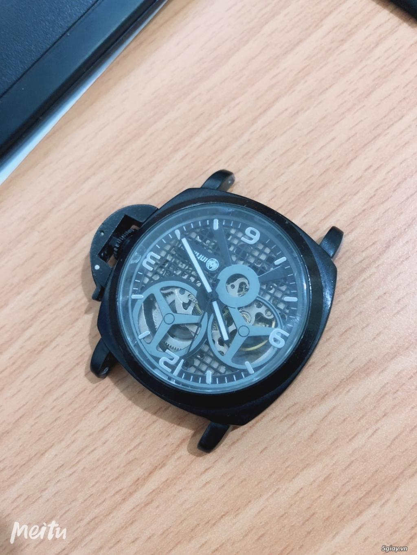 Tặng đồng hồ giao lưu dây da - 7
