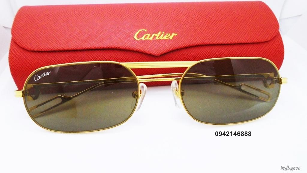 Kính Cartier PREMIÈRE CT0112S - chính hãng - 19