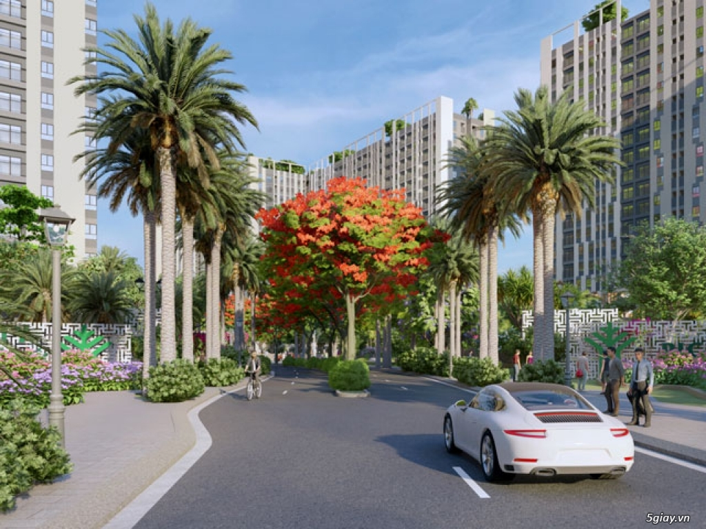 PICITY HIGH PARK QUẬN 12 - CĂN HỘ XANH CHUẨN SINGAPORE. Mở bán đợt đầu - 4