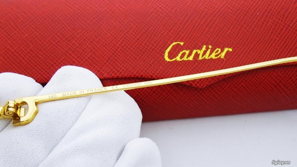 Kính Cartier PREMIÈRE CT0112S - chính hãng - 11