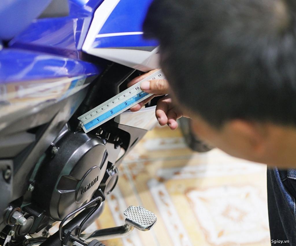 HCM - Dịch vụ kiểm tra test xe máy cũ cho người không biết xem xe - 5