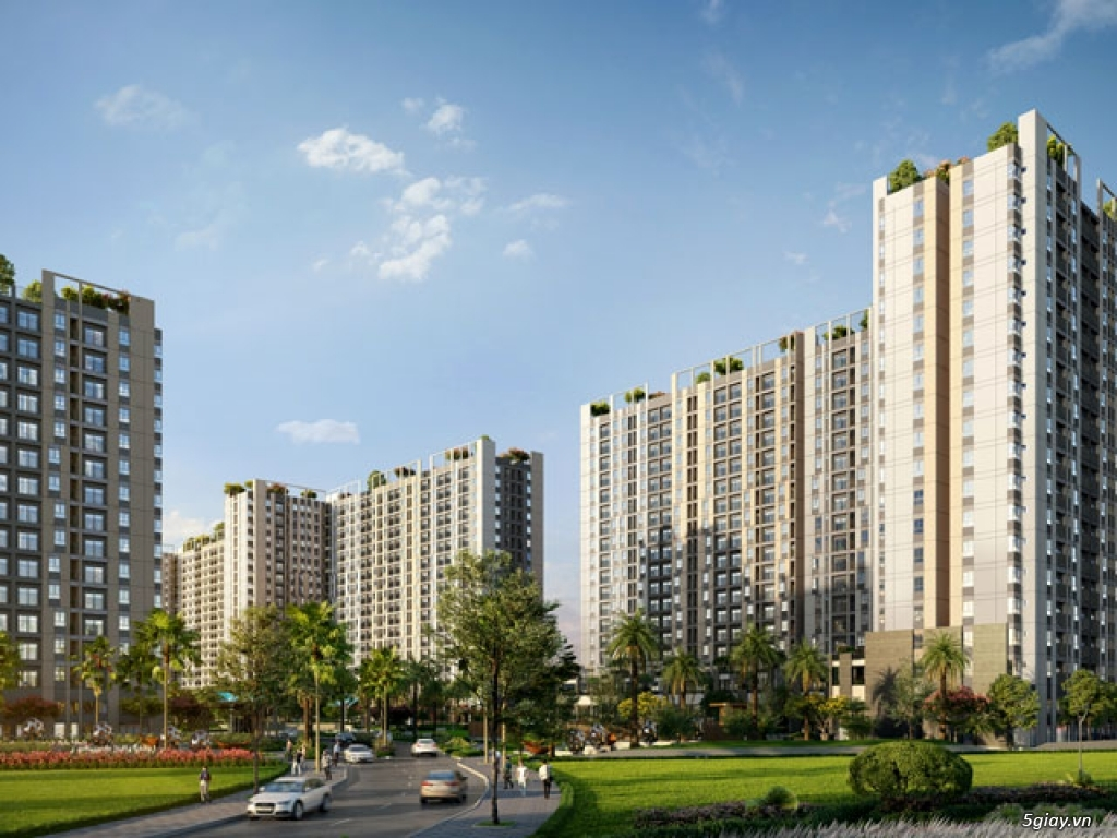 PICITY HIGH PARK QUẬN 12 - CĂN HỘ XANH CHUẨN SINGAPORE. Mở bán đợt đầu