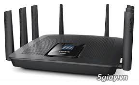Thiết bị mạng Linksys Wireless EA9500 (8 Ăngten) xách tay Mỹ