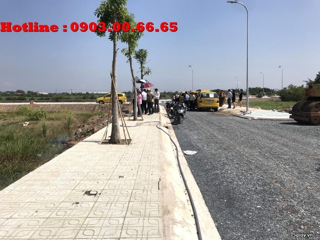 Bán đất mặt tiền Củ Chi, gần đường Bến Than, SHR, 100% Thổ cư - 4