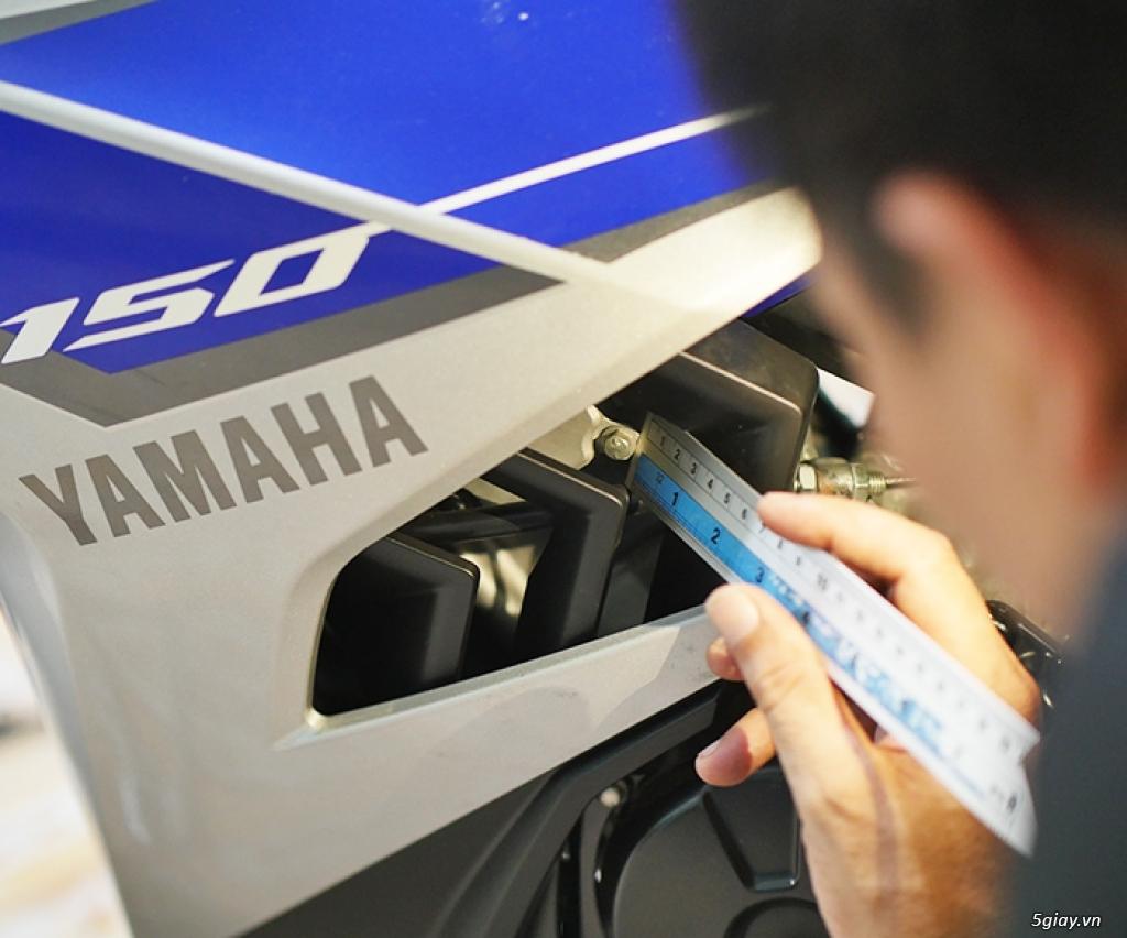 HCM - Dịch vụ kiểm tra test xe máy cũ cho người không biết xem xe - 4