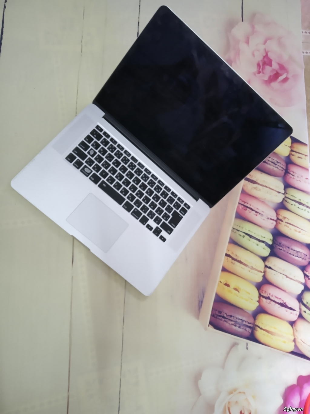 Macbook Pro Retina 15inch Core i7, Ram 8GB, 256GB SSD