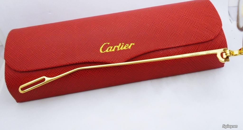 Kính Cartier PREMIÈRE CT0112S - chính hãng - 10