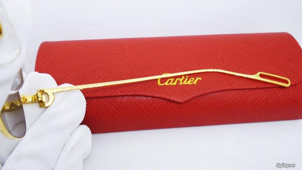 Kính Cartier PREMIÈRE CT0112S - chính hãng - 8