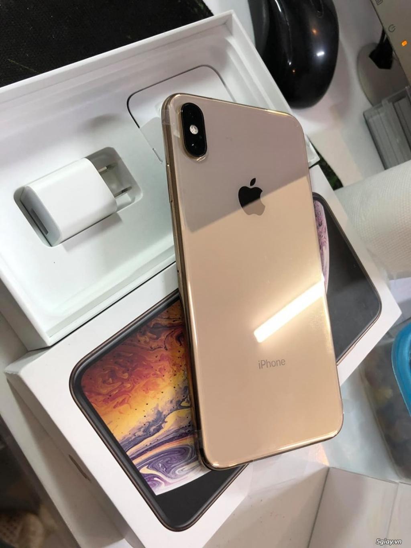 Phone Xs Max 256 Gold lock AT&T bao zin 100% - 1