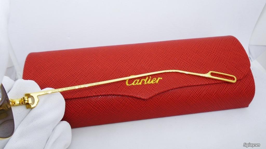 Kính Cartier PREMIÈRE CT0112S - chính hãng - 9