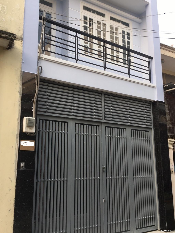 Bàn nhà đường tân kỳ tân quý gần siêu thị EAON, 4.10 x 14m, Nhà mới - 2