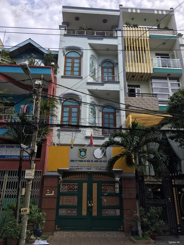 Cho thuê nhà nguyên căn mặt tiền lớn quận Gò Vấp