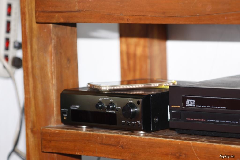 Pow amplier ASI 1000, Victor PS-254, Pre amplier Mixer DJM-600