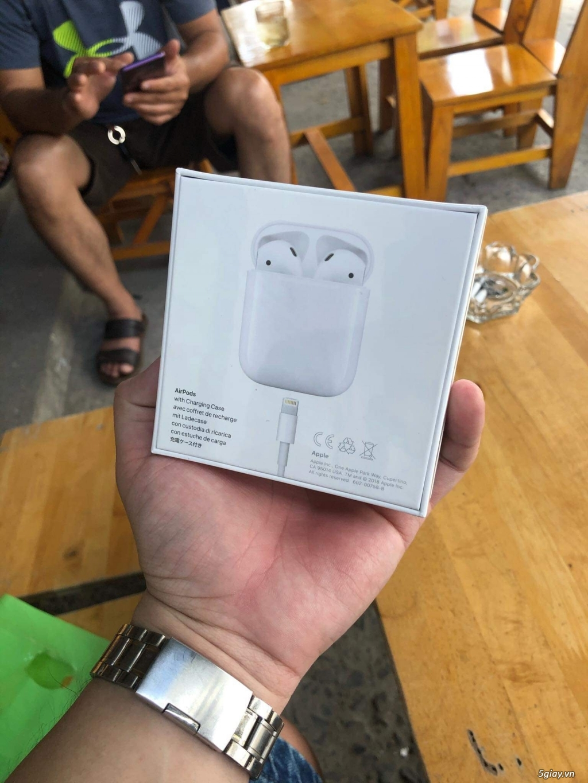 Cần bán : Tai nghe Apple AirPods 2 new seal - 1