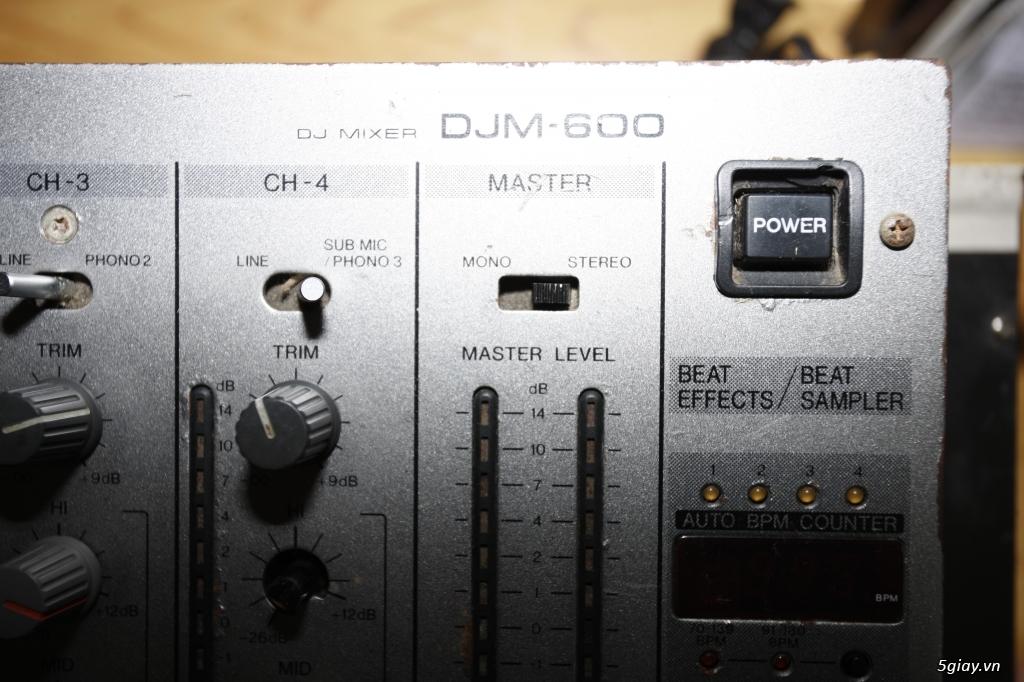 Pow amplier ASI 1000, Victor PS-254, Pre amplier Mixer DJM-600 - 10
