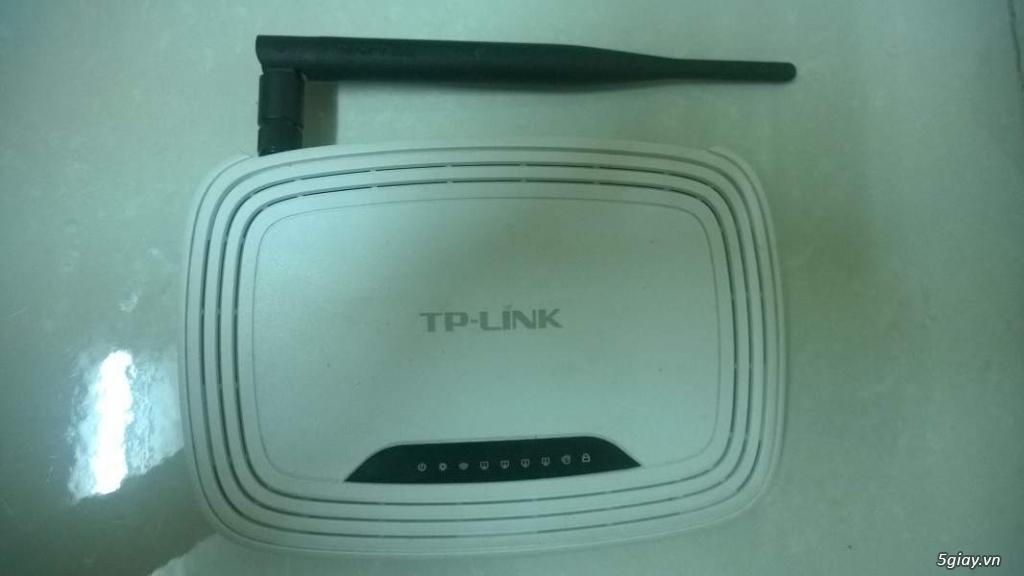 Cần bán router wifi Linksys, Netgear, Dlink, Tplink.... - 2